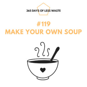 #119 make your own soup Insta