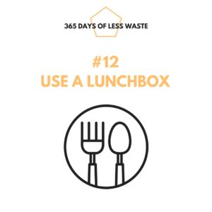 #12 use a lunchbox