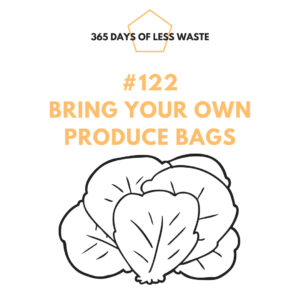 bring your own produce bags