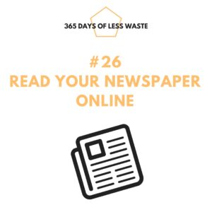 #26 read your newspaper online