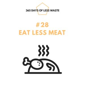 #28 eat less meat