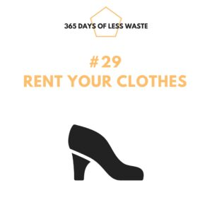#29 rent your clothes
