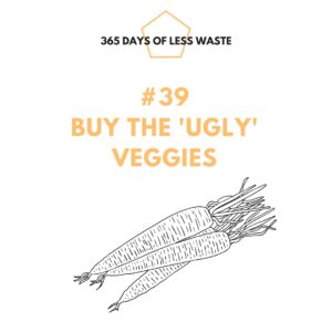 #39 buy the ugly veggies