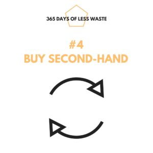 #4 buy second-hand