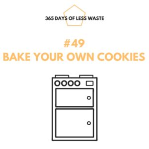 #49 bake your own cookies Insta