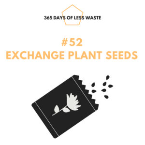 #52 exchange plant seeds Insta