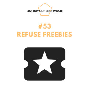 #53 refuse freebies Insta