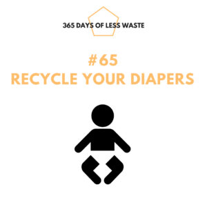 recycle your diapers
