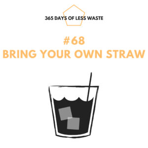 bring your own straw