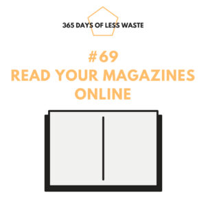 read your magazines online