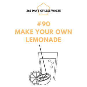 #90 make your own lemonade Insta