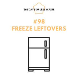 #98 freeze leftovers Insta