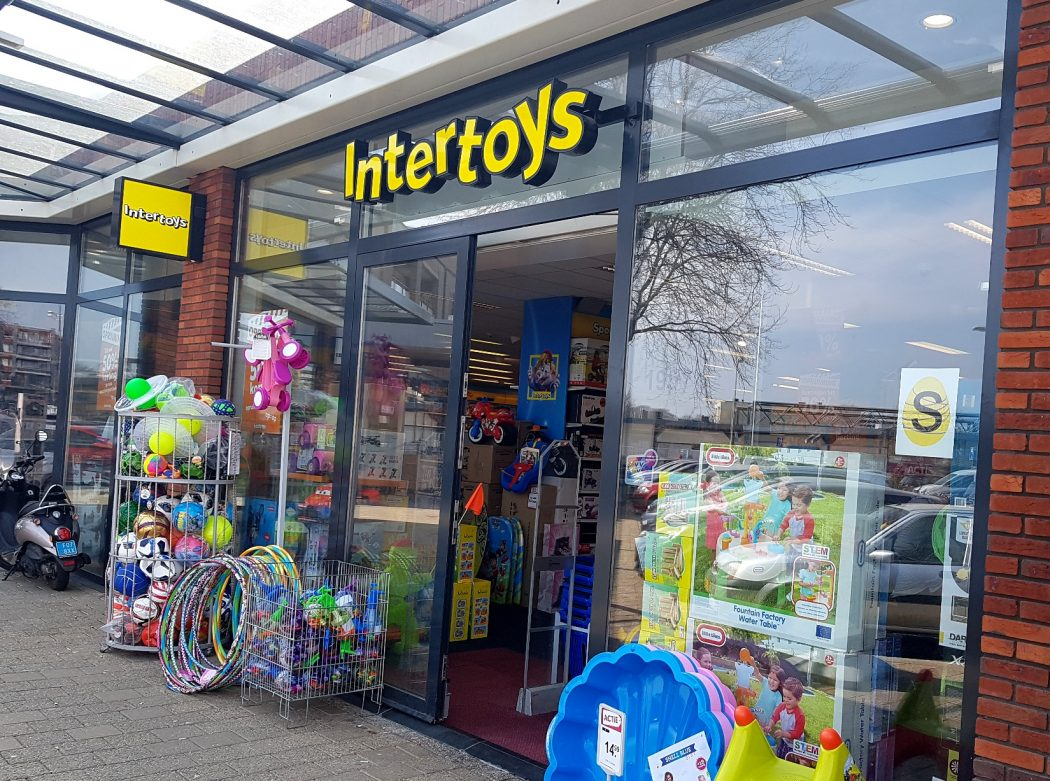 duurzaam winkelen Intertoys