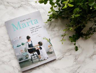 Kookboektip: Elke dag Marta