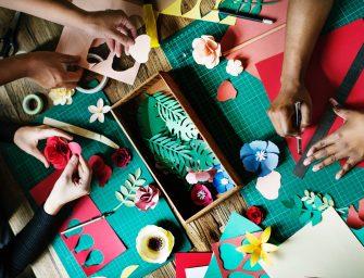 5 tips om te minimaliseren op hobbyspullen