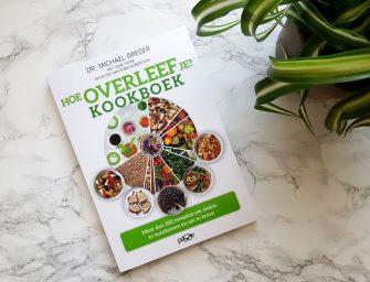 Kookboektip: Hoe overleef je? Kookboek