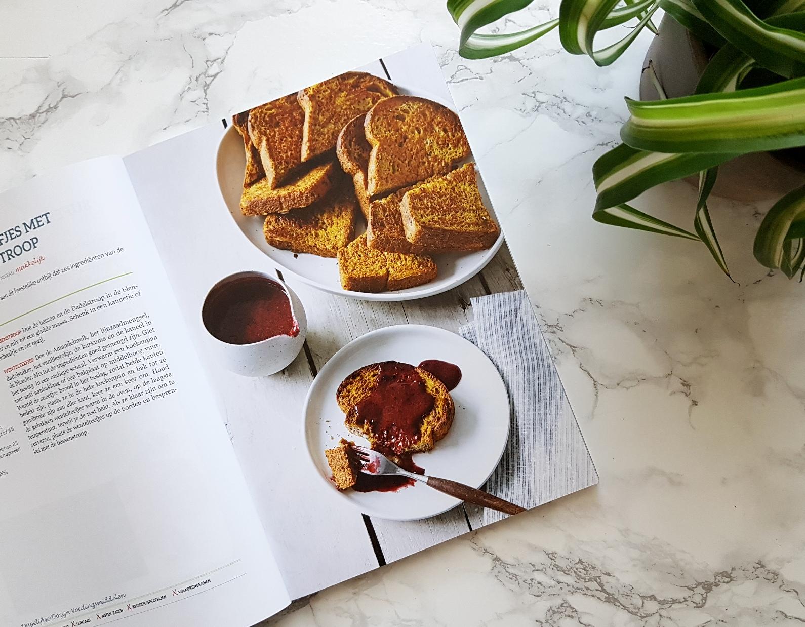 Hoe overleef je kookboek
