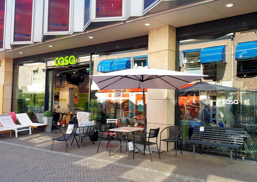 duurzaam winkelen bij Casa