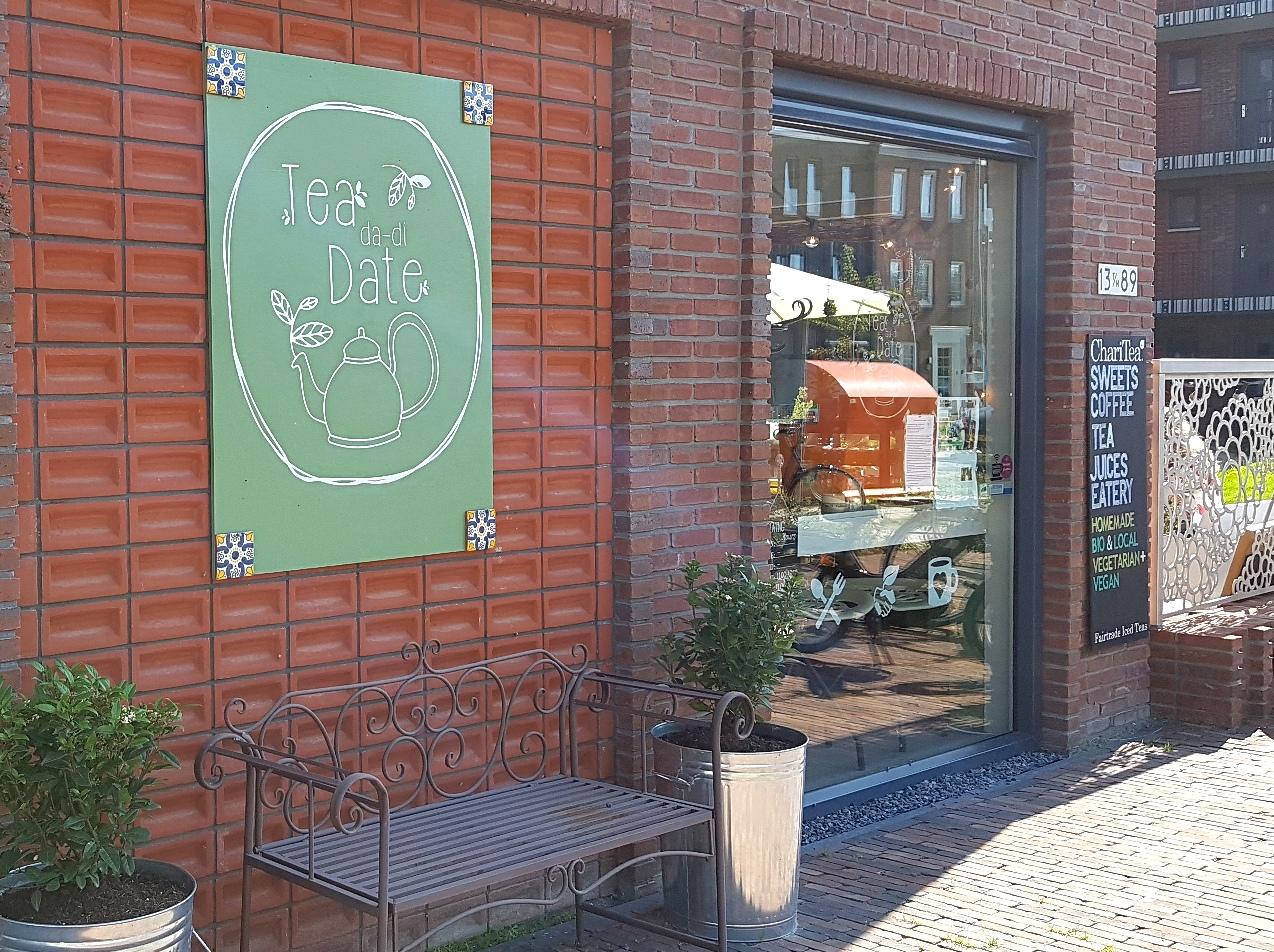 Tea da-di Date in Almere