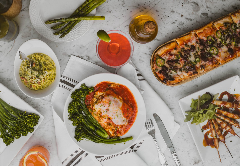 vegetarisch diner