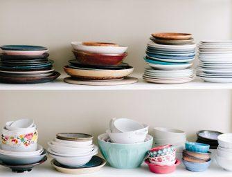 10x wat te doen met oud servies