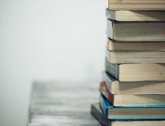 Duurzaam knutselen met oude boeken