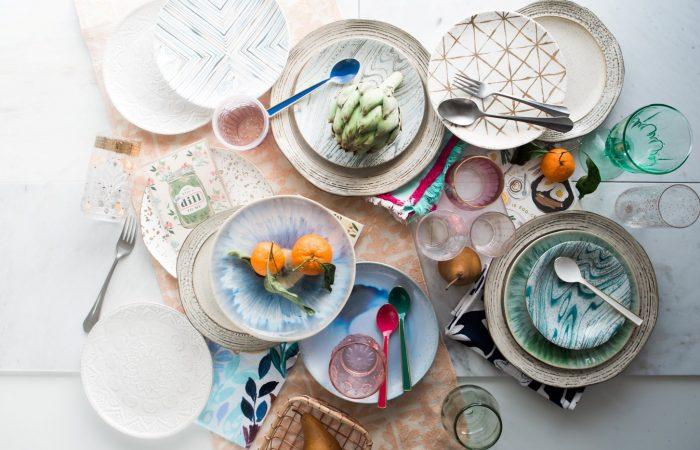 5 tips om te minimaliseren op serviesgoed