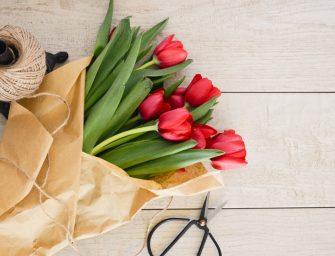5 tips voor een duurzame bos bloemen