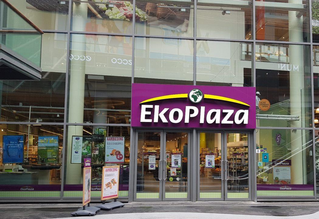 zero waste winkelen bij Ekoplaza