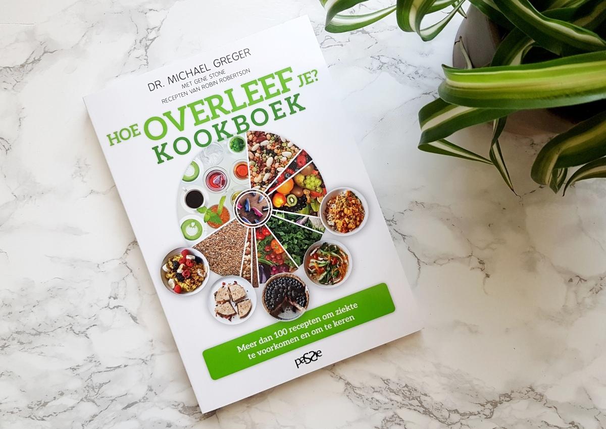 Hoe overleef je? kookboek