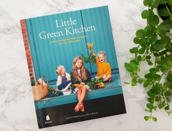 Kookboektip: Little Green Kitchen