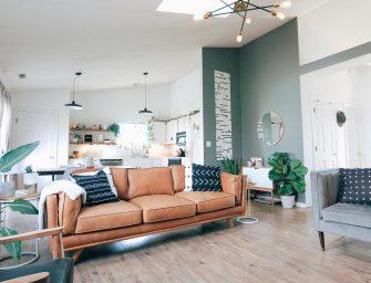 5 DIY schoonmaakmiddelen voor de huiskamer