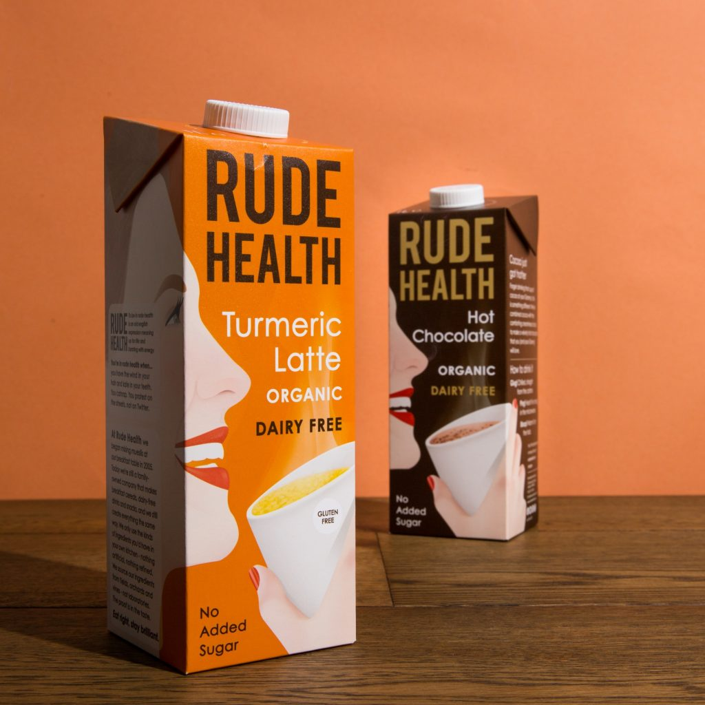 Rude Health Hot Drinks