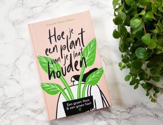 Leestip: Hoe je een plant van je laat houden