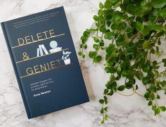 Leestip: Delete & geniet
