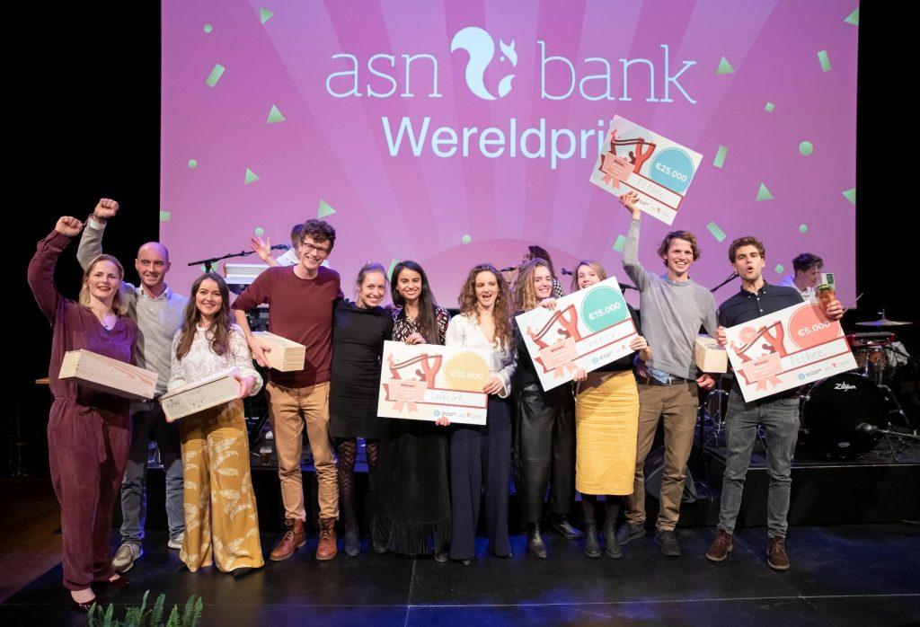 ASN Bank Wereldprijs 2019