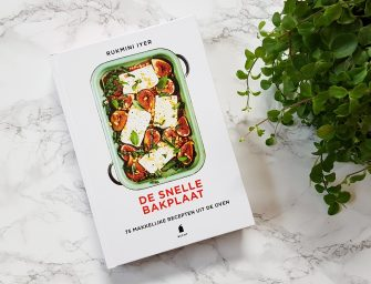 Kookboektip: De snelle bakplaat