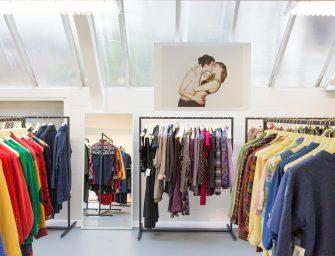 Deeleconomie in beeld: LENA Fashion Library