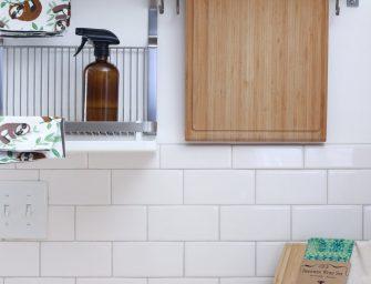 5 DIY schoonmaakmiddelen voor de keuken