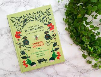 Leestip: Duurzaam handboek voor de luie tuinier