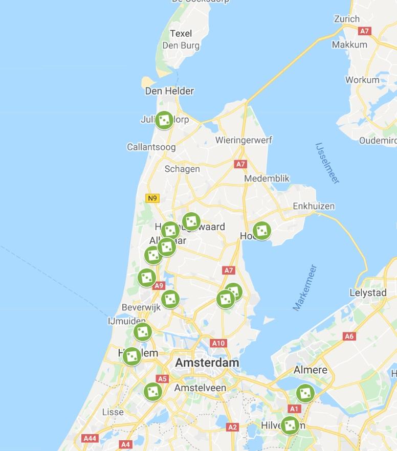 speelotheken Noord-Holland