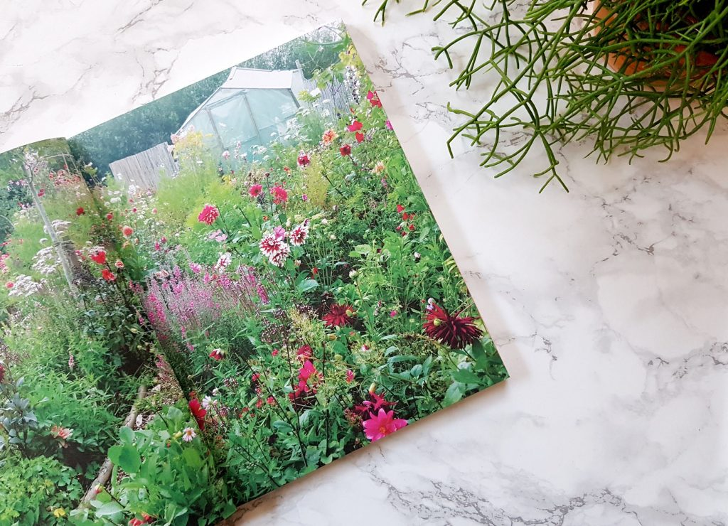 Bloemen uit de tuin