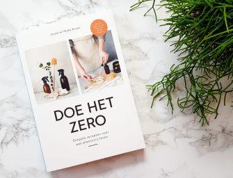 Leestip: Doe het zero