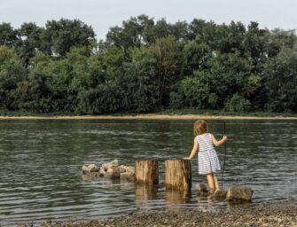 Natuurspeelplaatsen in Groningen